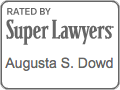 Augusta Dowd - Super Lawyers