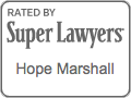 Hope Marshall - Super Lawyers
