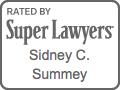 Sidney Summey - Super Lawyers